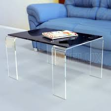 Glass Oval Coffee Table by Coffee Table Oval Glass Coffee Table With Unique Wood Ring Base