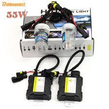 hid fog light ballast buildreamen2 55w xenon hid kit bulb ballast car headlight fog