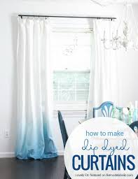 How To Calculate Yardage For Curtains Best 25 Ombre Curtains Ideas On Pinterest Boho Curtains