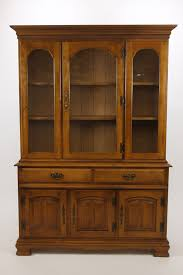 china cabinet vintage buffet cabinet contemporary hutch and