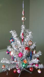 ornaments silver tree ornaments aluminum