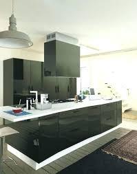 cuisine ilot centrale design hotte de cuisine aspirante hotte de cuisine silencieuse hottes