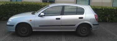 nissan almera for sale done deal vehicles