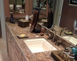 Best Countertop For Bathroom Granite Bathroom Countertops Best Granite For Less