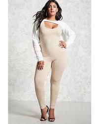 white jumpsuit plus size amazing deal on plus size scoop neck jumpsuit