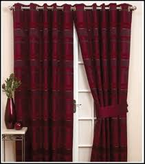 best of red and black curtains and red and black curtains living