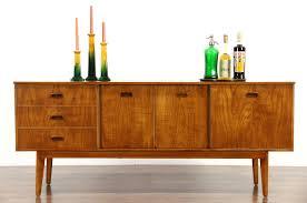 Retro Bar Cabinet Sold Midcentury Modern Teak 1960 Vintage Bar Cabinet Sideboard