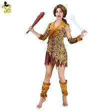 Cave Woman Halloween Costumes Compare Prices Caveman Halloween Costumes Shopping Buy