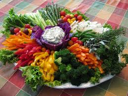 here is a platter that was successful at a thanksgiving dinner