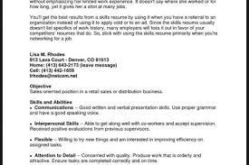 Proper Job Resume by Job Skills Good Resume Skills Examples Good Work Skills For Resume