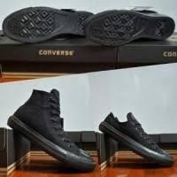 Jual Converse Mono daftar harga converse black mono high bulan mei 2018