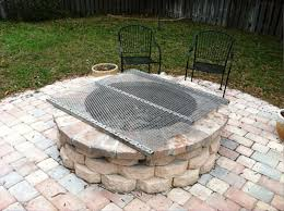 Large Firepits Large Pit Grate Fireplaces Firepits Outdoor