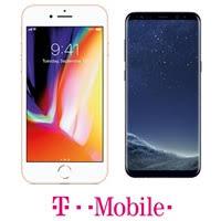 t mobile black friday sale bogo free apple iphone 8 smartphones