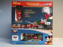 lionel christmas train sets lionel disney christmas lionchief