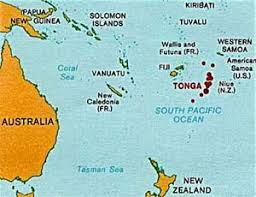 tonga map tonga maps