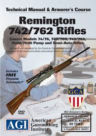 agi products remington 740 760 rifles