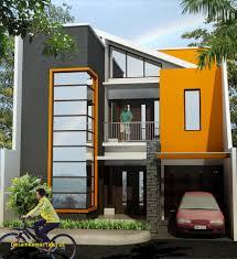 desain rumah lebar 6 meter 1 terbaik desain rumah minimalis 2 lantai lebar 6 meter uqw1