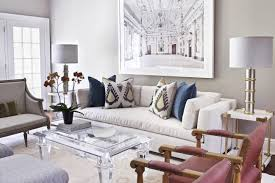 Gray And Gold Living Room by Yellow And Blue Rooms Transitional Living Room Meredith