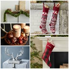 friday u0027s finds stockings u0026 mantle decor and our fireplace is