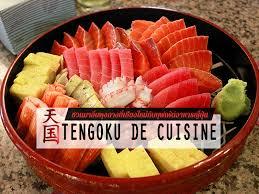 de cuisine tengoku de cuisine ชวนมาอ มพ งกางก บบ ฟเฟ ต ร านอาหารญ ป น