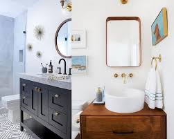 Eclectic Bathroom Ideas Wonderful Inspiring Eclectic Bathroom Ideas On A Budget