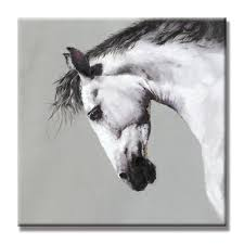 Horse Decorations For Home by Online Get Cheap Horse Artwork Aliexpress Com Alibaba Group