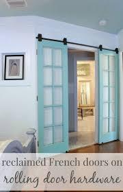 Reclaimed Barn Door Hardware by Best 25 Reclaimed Doors Ideas On Pinterest Diy Door Laundry