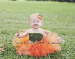 Halloween Baby Costumes 0 3 Months Pumpkin Cutie Tutu Dress Newborn 0 3 6 9 12 18 24 Months