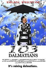 community u0027s dean pelton stars 102 dalmatians sequel comediva