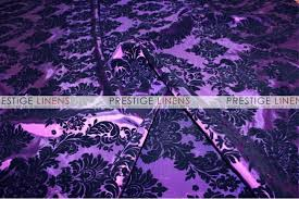 purple aisle runner flocking damask taffeta aisle runner hot pink black prestige