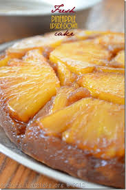 pineapple upside down cake step by step with pictures cooking
