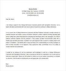 example of a cover letter for student student cover letter