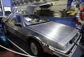 delorean widow sues for back to the future payments the mainichi