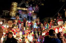 Dyker Heights Christmas Lights 10 Photos Of Totally Bonkers Christmas Decorations In Brooklyn