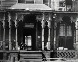 house porch walker evans boarding house porch birmingham alabama 1936