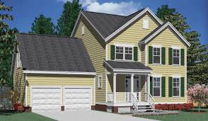 southern heritage home designs house plan 2701 b the blair w house plan 2701 b blair b garage elevation