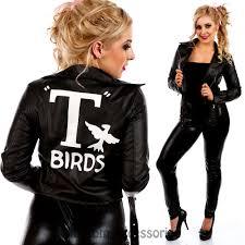 i97 1950 u0027s black womens jacket lady 50 u0027s fancy dress costume ebay