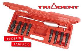 Biker s Toolbox Limited 8 Piece Blind Bearing Puller Set