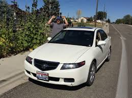 acura tsx 500 000 miles u0026 my first road trip tsx travels