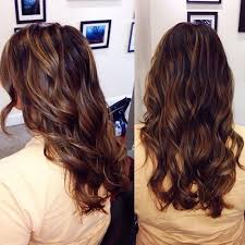 chocolate hair with platinum highlight pictures 60 chocolate brown hair color ideas for brunettes