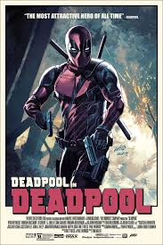 the creator of u0027deadpool u0027 made an awesome mondo poster exclusive