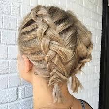 Hochsteckfrisurenen F Mittellange Haar Anleitung by Die 25 Besten Hochsteckfrisuren Kurze Haare Ideen Auf