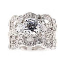 Jcpenney Wedding Rings by Sterling Silver Rings U0026 Jewelry