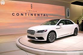 lincoln continental the all new lincoln continental has returned elegant powerful