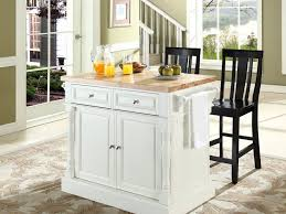 kitchen island 24 amazing powell color story black butcher