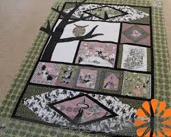 halloween quilt pattern piece n quilt ghastlies quilt