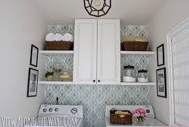 laundry room inspiration redecorate a laundry room on a budget