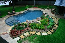 Pool Landscaping Ideas Poolside Garden I U0027m Liking This Pool Perfect Poolside
