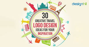 graphic design ideas inspiration 30 creative travel logo design ideas for your inspiration