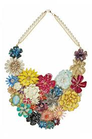 bib necklace flower images Sandi pointe virtual library of collections jpg